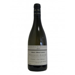 """POUILLY-LOCHÉ """"Les Mures"""" 2015 - Bret Brothers"""