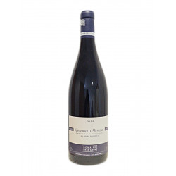 CHAMBOLLE MUSIGNY Combe d' Orveau 2014 - Domaine Anne Gros