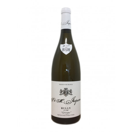 """RULLY 1er cru """"Gresigny"""" 2017 - Domaine Jacqueson"""