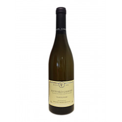 "MÂCON Milly Lamartine ""Clos du Four"" 2016 - Christophe Cordier"