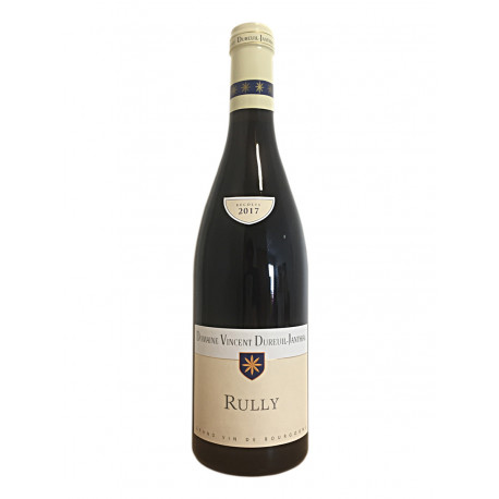 RULLY rouge 2017 - Domaine Dureuil Janthial